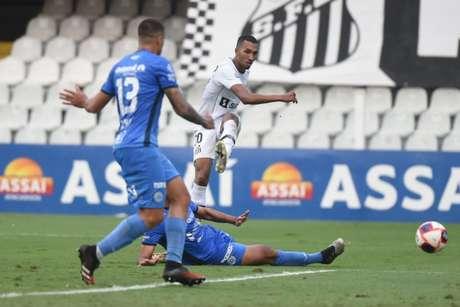 Santos venceu o São Bento por 2 a 0 neste domingo na Vila (FOTO: Ivan Storti/Santos FC)