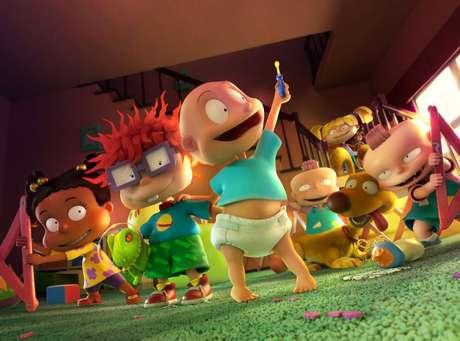 Veja o trailer da nova série de 'Rugrats: Os Anjinhos'