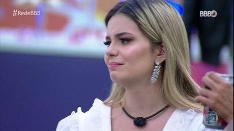 Nas redes sociais, amizade de Viih com Juliette foi muito criticada. Crédito: TV Globo/Reprodução