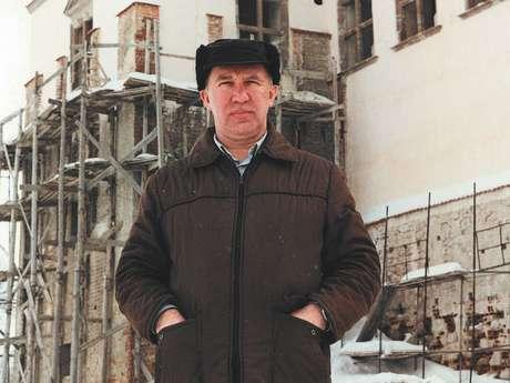 Kingston morreu de leucemia logo após a morte de Chrzanowski