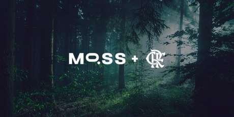 Moss e Flamengo iniciaram parceria em abril (Foto: Divulgação/Moss)