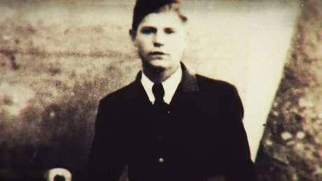Chrzanowski veio para o Reino Unido em 1946, um ano após o fim da 2ª Guerra Mundial