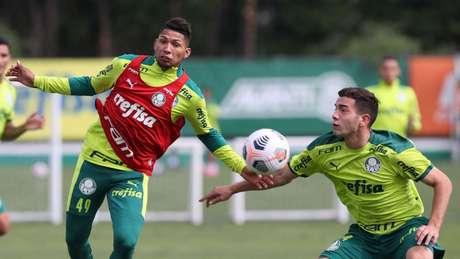 Rony deve ser titular pela Libertadores nesta terça-feira (Foto: Cesar Greco/Palmeiras)