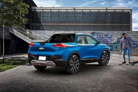 Nova picape será sucessora da Chevrolet Montana e pode ter visual inspirado no Tracker.