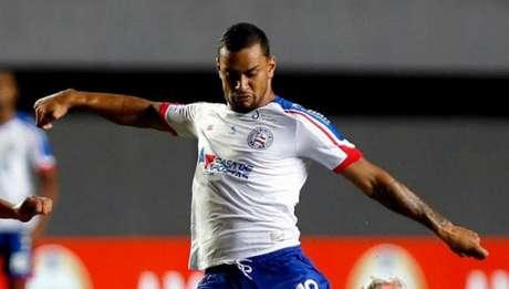 Meio-campista fez quatro jogos no time de Salvador (Divulgação)