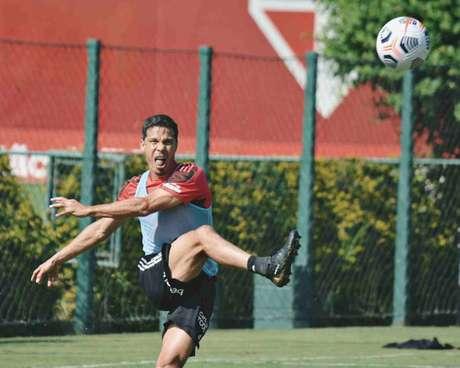 São Paulo vai jogar com equipe alternativa contra o Rentistas (Foto: Erico Leonan/São Paulo FC)