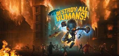 Como jogar Destroy All Humans (Imagem THQ Nordic/Divulgação)