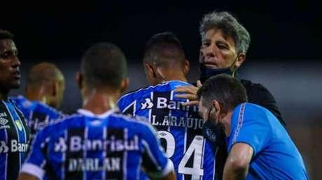 Renato Gaúcho venceu, principalmente, uma Copa do Brasil e uma Libertadores (FOTO: LUCAS UEBEL/GREMIO FBPA)