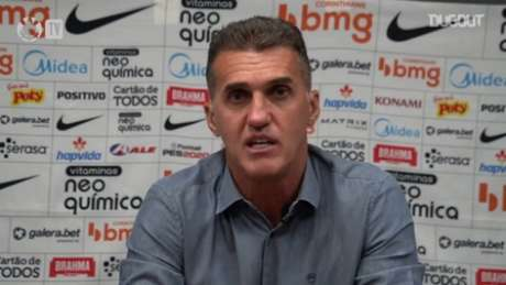 (Foto: Reprodução/Corinthians TV)