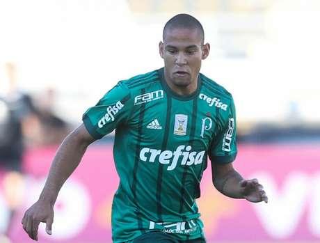 Volante atuou pelo Getafe B e Vitória nos últimos anos (Foto: Cesar Greco/Palmeiras)