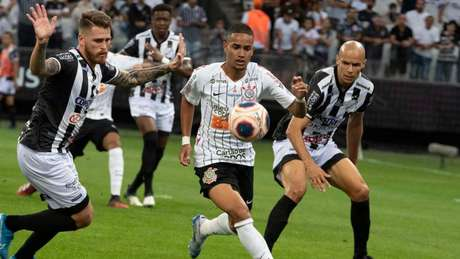 Em 2020, a Inter venceu o Timão por 1 a 0, em plena Neo Química Arena (Foto: Daniel Augusto Jr./Ag. Corinthians)