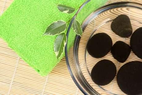 Como limpar e energizar suas pedras