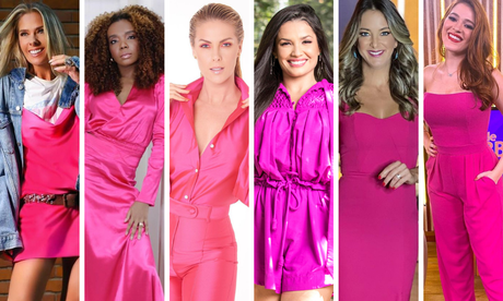 Famosas de pink