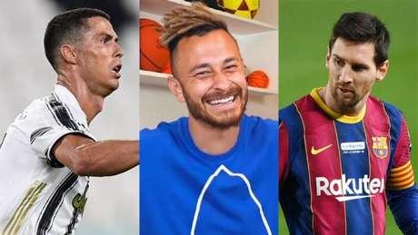 Fred deu mais uma declaração viral sobre futebol (Montagem LANCE!)