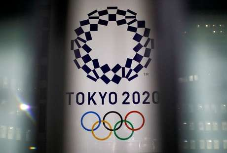 Logo dos Jogos Olímpicos de Tóquio  22/01/2021 REUTERS/Issei Kato