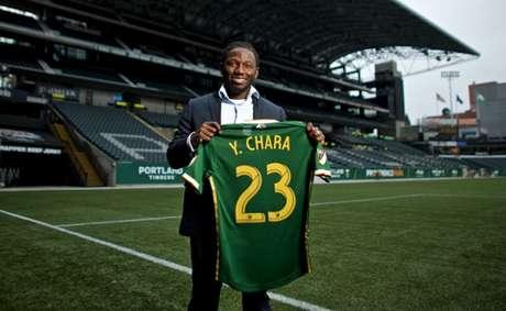 Chará está desde 2019 no Portland Timbers, da MLS, dos Estados Unidos-(Divulgação/Portland Timbers)