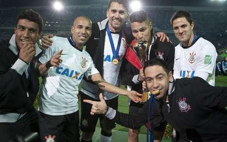 Sheik foi campeão mundial com o Corinthians em 2021 (Foto: Daniel Augusto Jr/Ag. Corinthians)