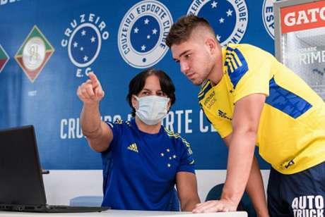 Charles será o representante da Raposa na Copa América-(Gustavo Aleixo/Cruzeiro)