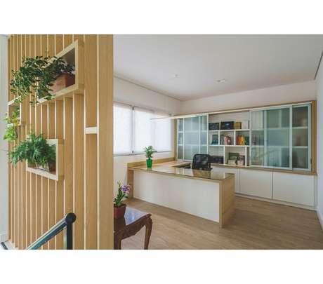 Projeto do escritório de arquitetura e design Ponto 41  