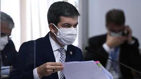 Randolfe Rodrigues (Rede-AP) é vice-presidente da comissão