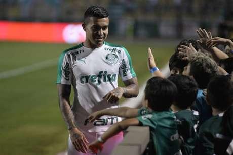 Dudu é ídolo do Palmeiras e está emprestado ao Al-Duhail, do Catar (Foto: Divulgação/Bruno Ulivieri)