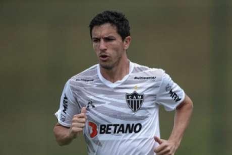 Nacho se diz ciente da expectativa que ele gera na torcida do Galo-(Pedro Souza/Atlético-MG)