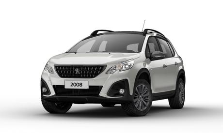 Peugeot 2008 Skywalker terá produção limitada a 310 unidades.