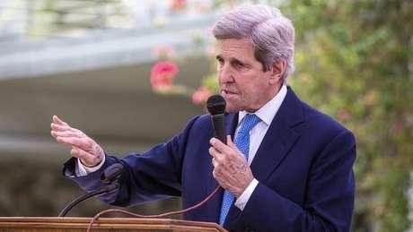 John Kerry criticou a atuação do Brasil no combate ao desmatamento