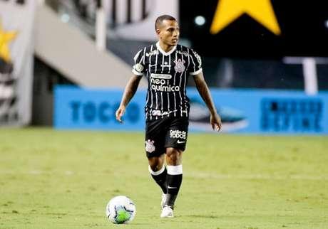 Otero está no Corinthians desde 2020 (Foto: Rodrigo Coca/Ag. Corinthians)