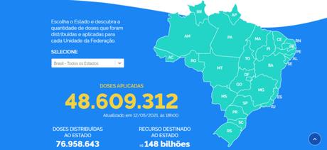 Portal Brasil Pátria Vacinada