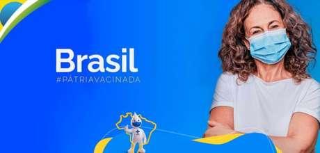 Governo lança Portal Brasil Pátria Vacinada