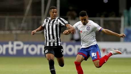 Santos vai estrear no Campeonato Brasileiro diante do Bahia (Felipe Oliveira / EC Bahia)