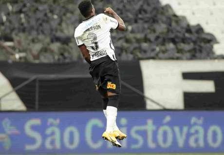 Contra a Inter de Limeira, Jemerson alcançou a marca de três gols pelo Timão (Foto: Rodrigo Coca/Ag.Corinthians)