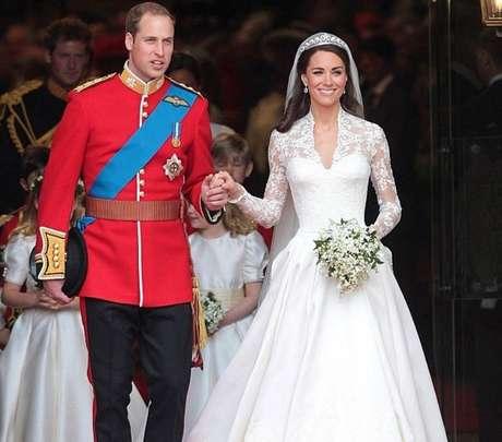 William e Kate./ Reprodução