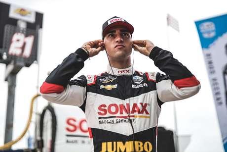 Rinus Veekay terá uma pintura especial para a Indy 500
