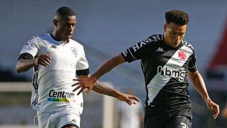JUNTOS PELOS ACESSO! Pelo Carioca, Botafogo e Vasco já se encontraram em campo em 2021 (Rafael Ribeiro/Vasco)