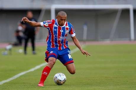 Lateral está no clube de Salvador desde 2018 (Felipe Oliveira/EC Bahia)