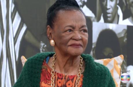 Ruth completaria 100 anos nesta quarta-feira (12).