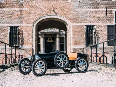 Segunda unidade do Bugatti Baby II foi entregue para um colecionador na Bélgica.