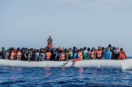ONG Médicos Sem Fronteiras anunciou retorno de missões de resgate