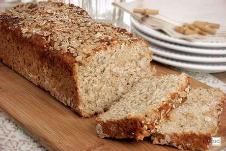 Guia da Cozinha - Receita de pão integral multigrãos