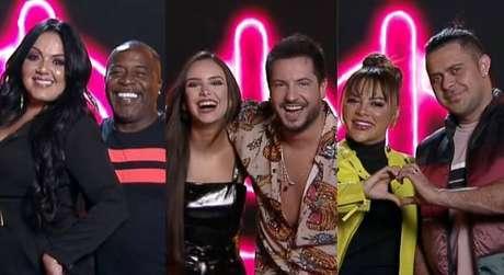 Bibi e Pimpolho, Geórgia e Thiago e Márcia e Rod Bala formam a 1ª DR.