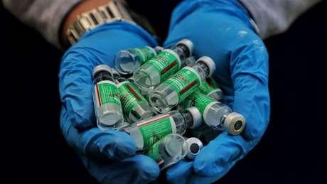 Muitos países confiaram bastante na produção da vacina Covidshield, como é conhecida a AstraZeneca na Índia