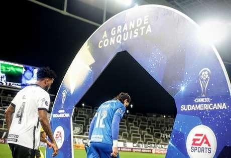Corinthians entra em campo pela Sula, mas vai deixar titulares para o Paulista (Foto: Rodrigo Coca/Ag. Corinthians)