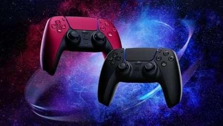 DualSense chega com novas cores em junho