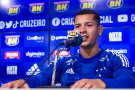 Matheus espera um Cruzeiro mais maduro na Série B 2021-(Gustavo Aleixo/Cruzeiro)