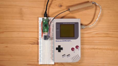 Game Boy modificado pode se conectar à internet