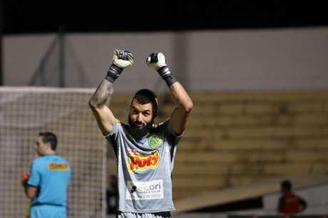 Decisivo, Muralha pega dois pênaltis, e Mirassol está garantido na semifinal do Paulisa (Foto: Marcos Freitas/Mirassol)
