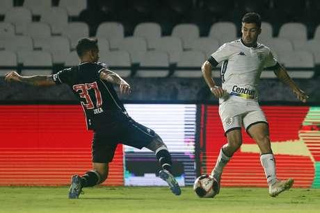 Os finalistas da Taça Rio se encontraram na Taça Guanabara e empataram em 1 a 1 (Foto: Vítor Silva/Botafogo)
