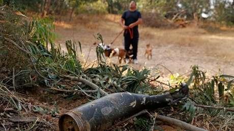 Nos últimos anos, o poderosa Domo de Ferro protegeu os centros urbanos israelenses de mísseis lançados pelo Hamas